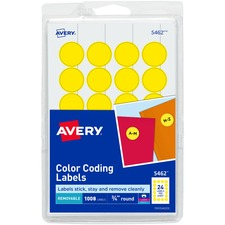 Color-Coding Labels