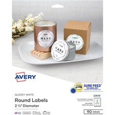 Circle Labels - Sur