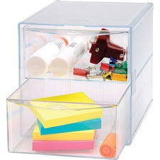 2-drawer Storage Or