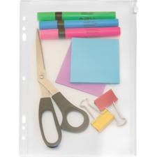 Zip-All Ring Binder
