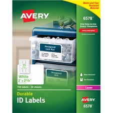 Durable ID Labels,